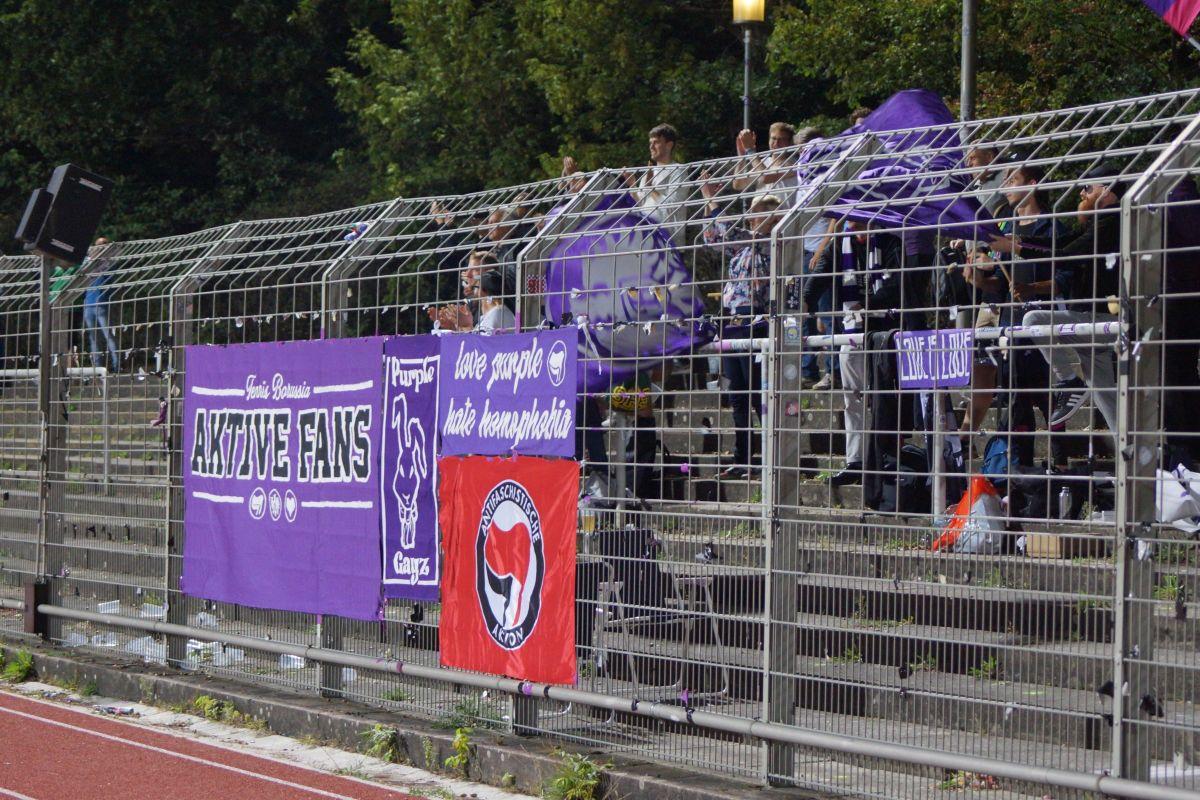 AOK-Landespokal 20/21, 1. Hauptrunde, Tennis Borussia Berlin vs. BSV Oranke