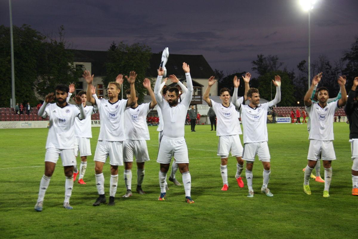 Regionalliga 20/21, 4. Spieltag, ZFC Meuselwitz vs. Tennis Borussia Berlin
