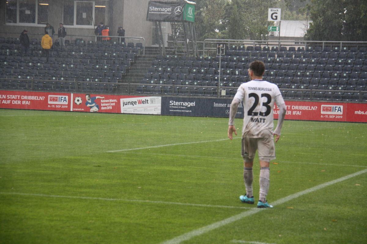 Regionalliga 20/21, 8. Spieltag, SV Babelsberg 03 vs. Tennis Borussia