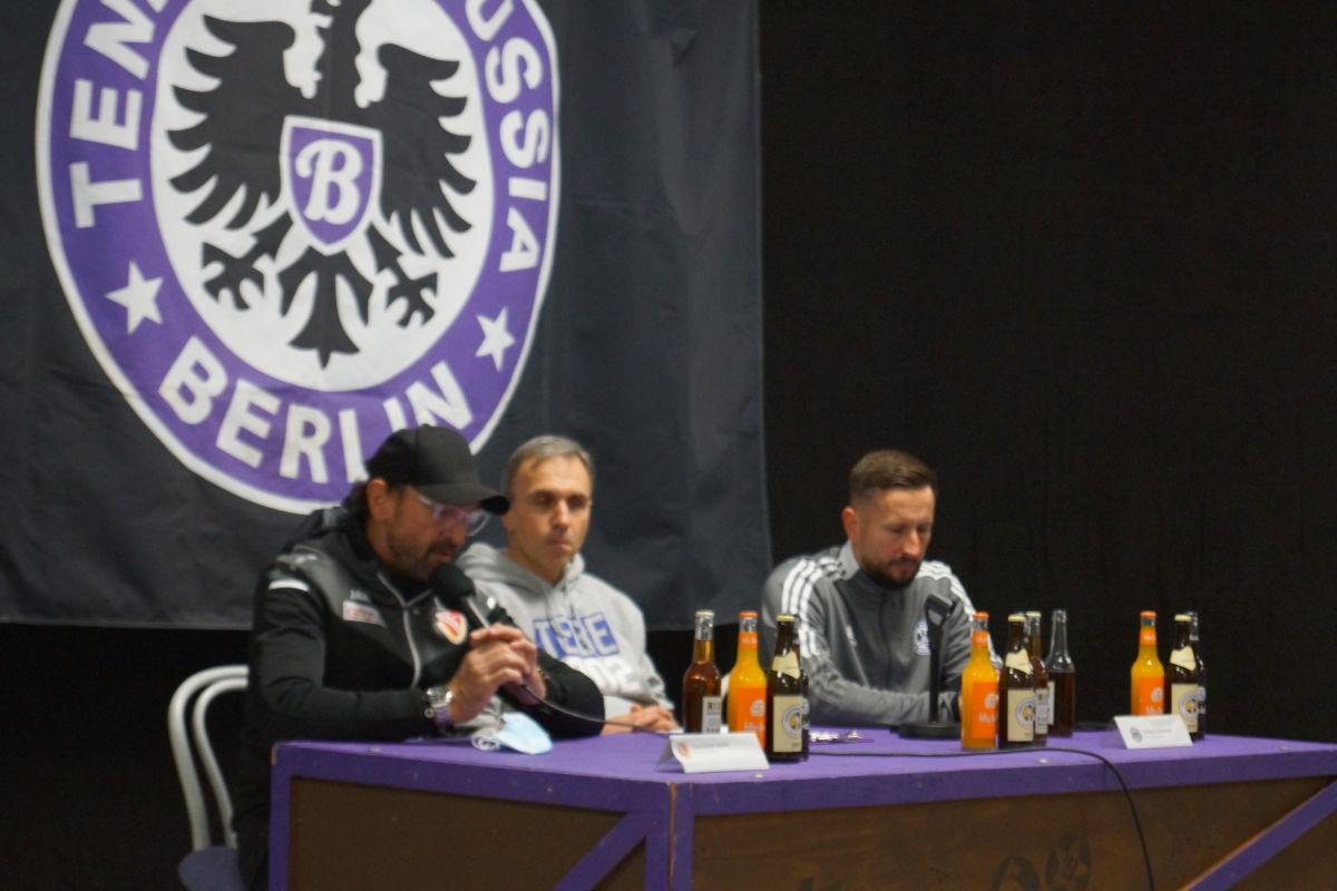 Regionalliga 21/22, 6. Spieltag (Nachholspiel), Tennis Borussia vs Energie Cottbus